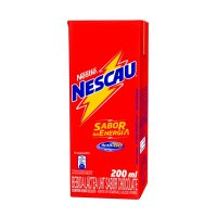 bebida láctea nescau chocolate caixa 200ml